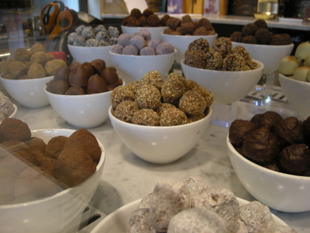 Tour privado por Bruselas | chocolate belga