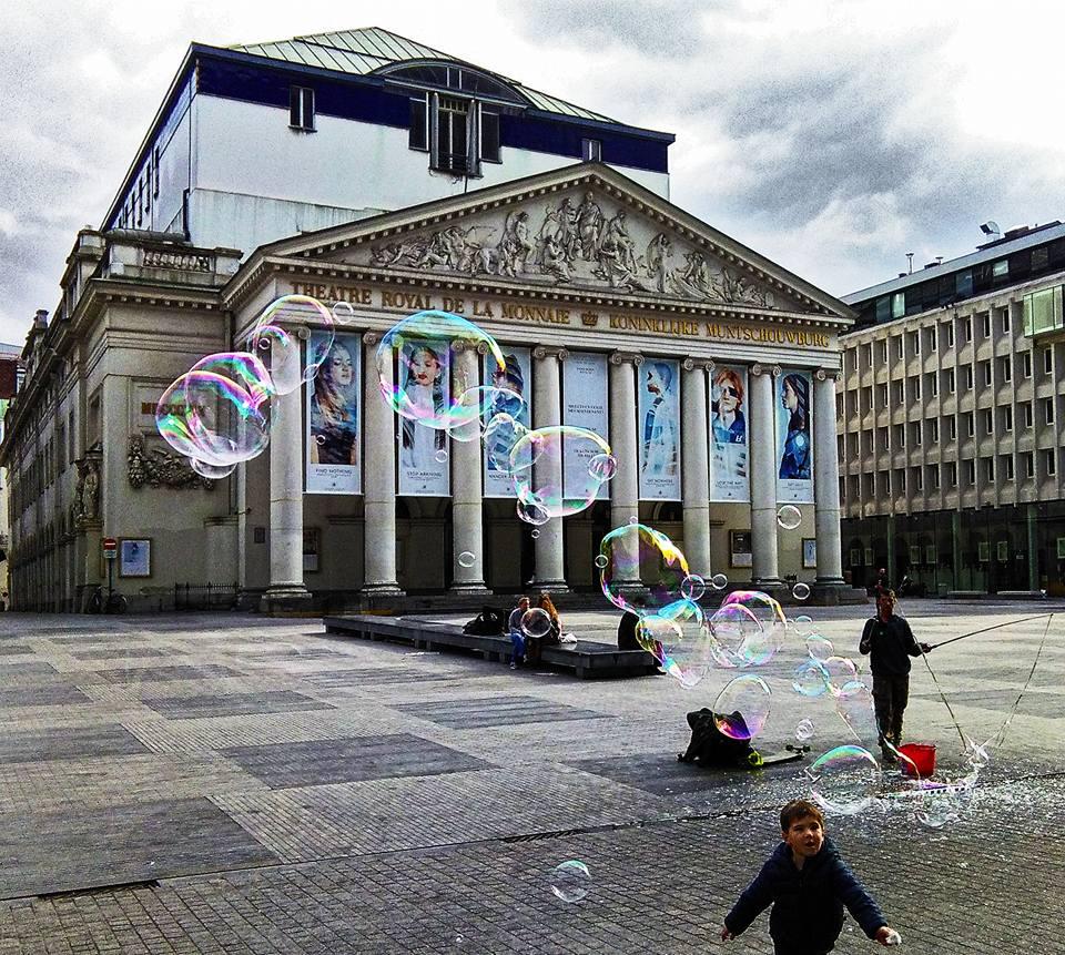 Teatro real de Bruselas