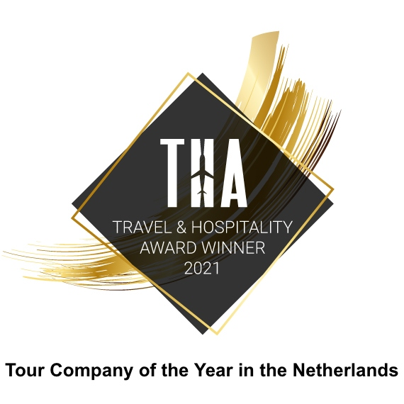 Tour Company of the Year in the Netherlands