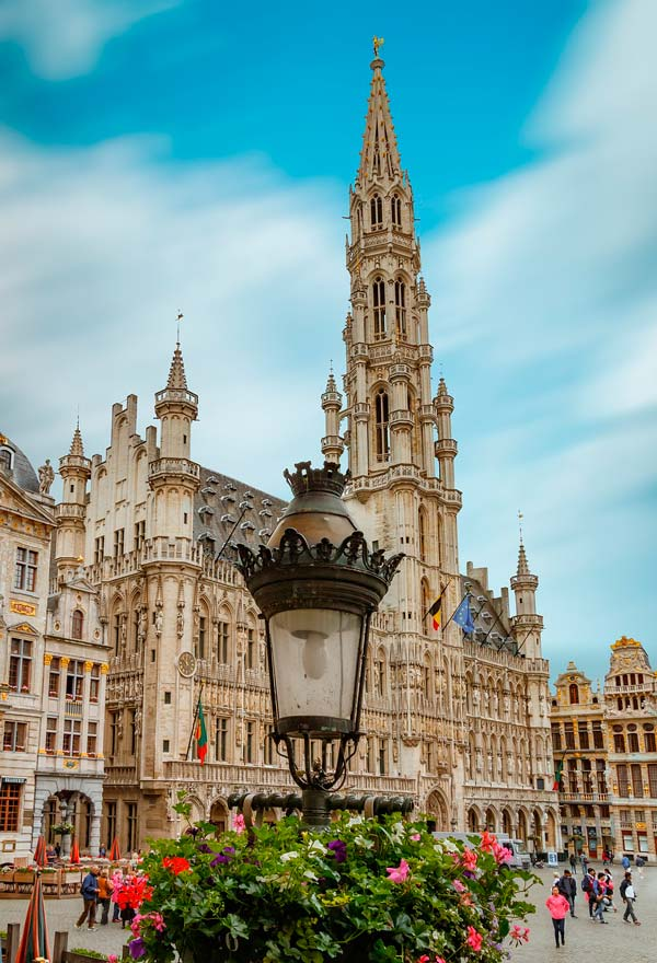 Brussels Guides & Tours | Bruselas Guías & Tours