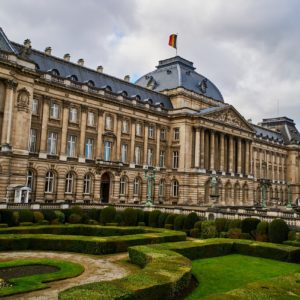 Bélgica de las heroínas