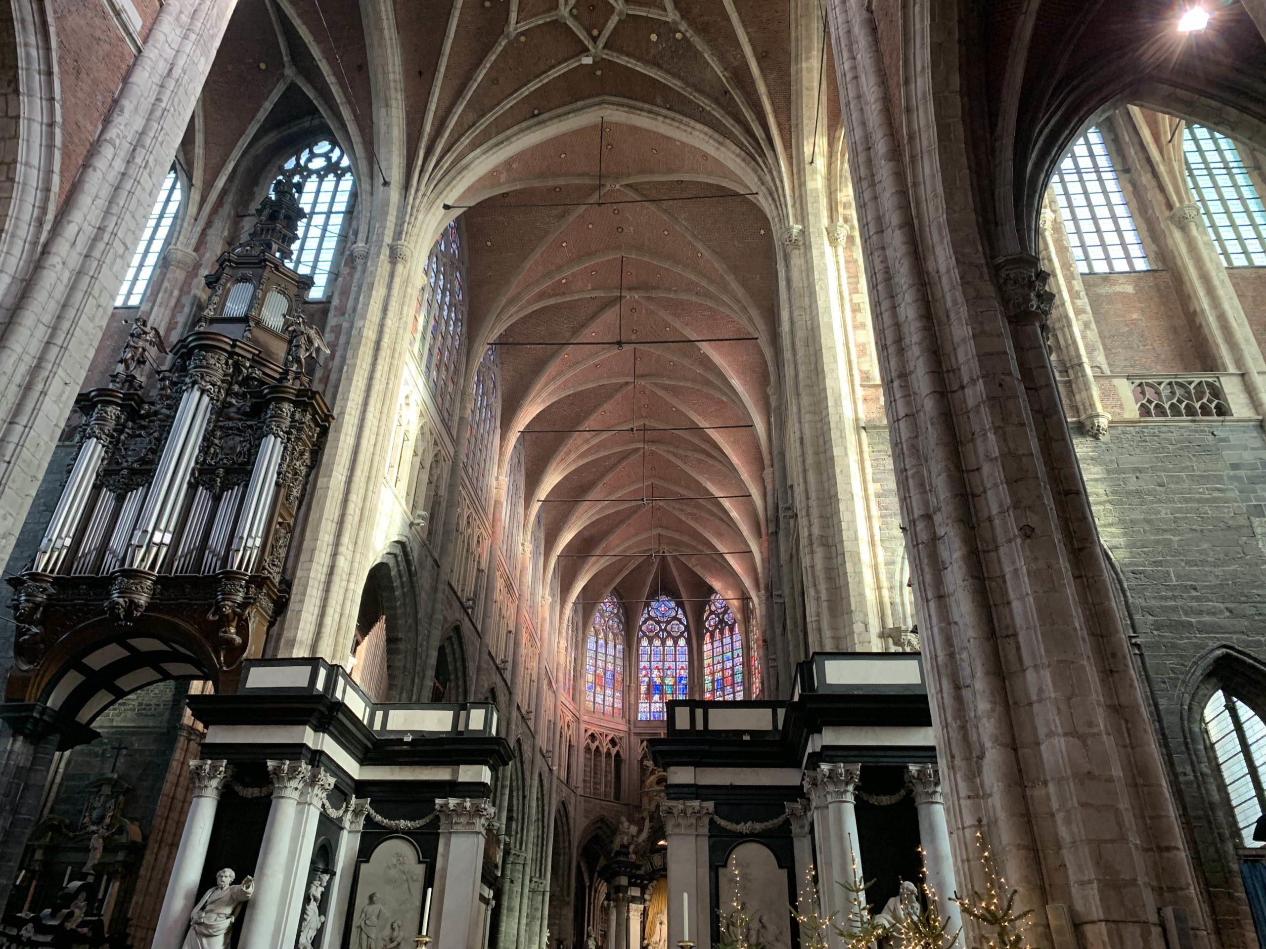 Visitar Gante | Catedral San Bavón