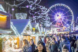 Visitar Bruselas en Navidad