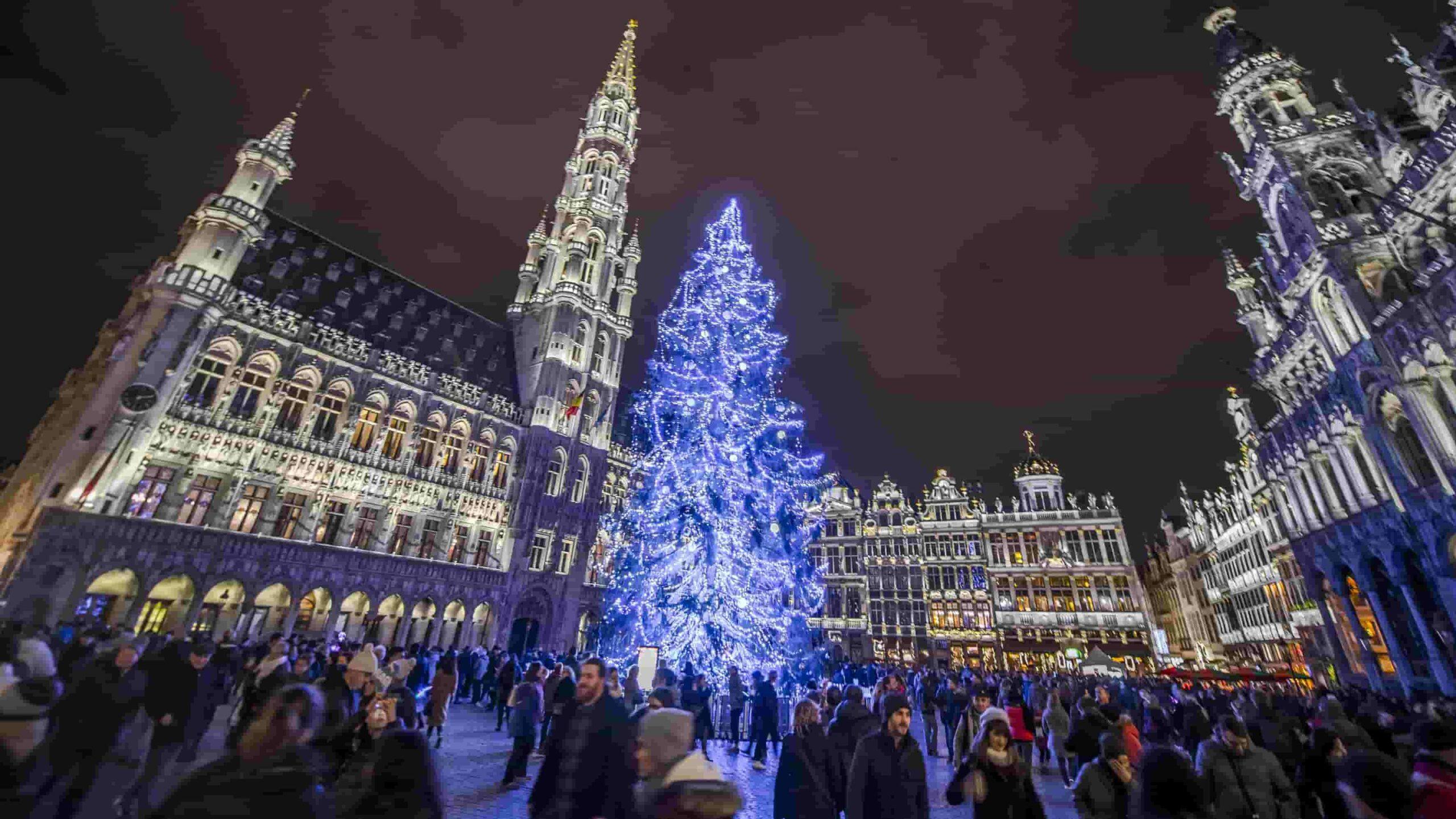 Tradiciones navideñas belgas